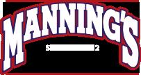 Manning's Logo